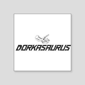 Dorkasaurus Sticker