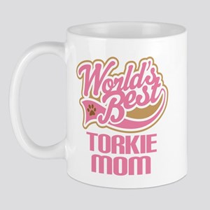 Torkie Dog Mom Mug