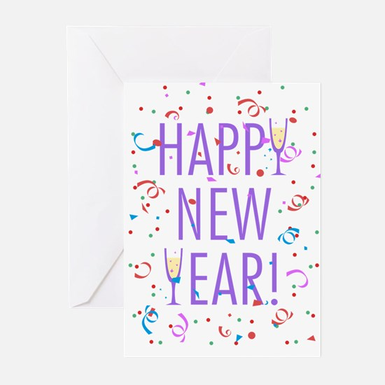 Happy New Year! Greeting Cards (Pk of 10)