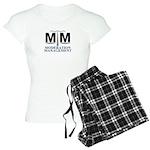MM Logo Women's Light Pajamas