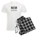 MM Logo Men's Light Pajamas
