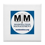 MM Circle Tile Coaster