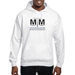MM Logo Hooded Sweatshirt
