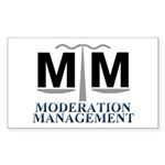MM Logo Sticker (Rectangle)