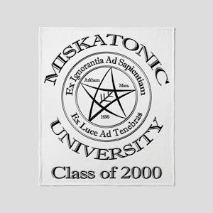 Class of 2000 Throw Blanket