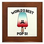 best pops Framed Tile