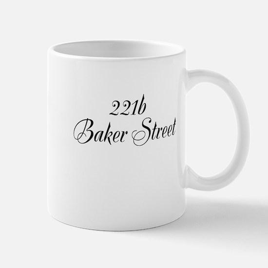 221b Baker Street Mug Mugs