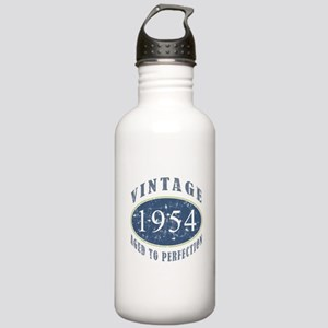 1954 Vintage (Blue) Stainless Water Bottle 1.0L