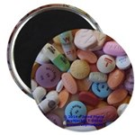 Pile Of Pills Magnets