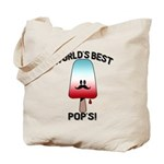 best pops Tote Bag