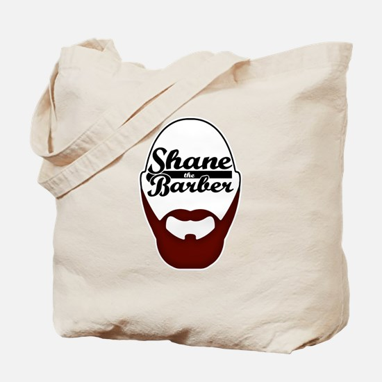 Shane The Barber Tote Bag