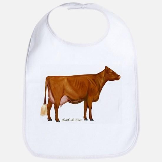 Milking Shorthorn Bib