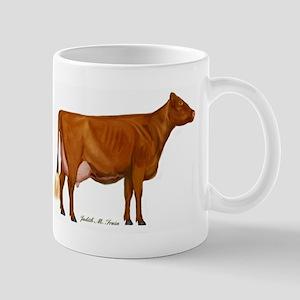Milking Shorthorn Mug