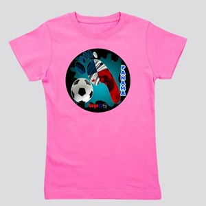 PANAMA SOCCER CUSTOMIZABLE BRASIL 2014 Girl's Tee