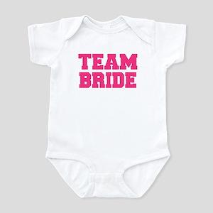 Team Bride Infant Bodysuit