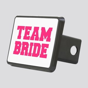Team Bride Rectangular Hitch Cover