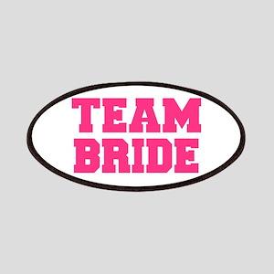 Team Bride Patches