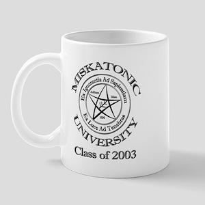 Class of 2003 Mug