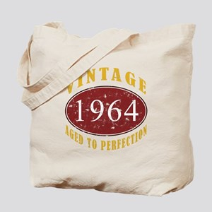1964 Vintage (Red) Tote Bag