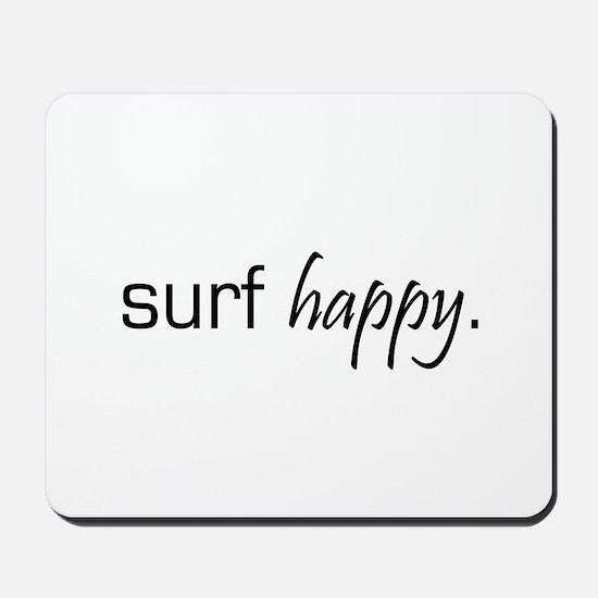 Surf Happy Mousepad