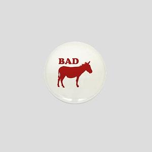 Badass Mini Button