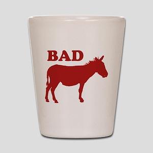 Badass Shot Glass