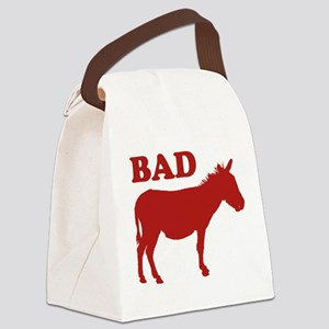 Badass Canvas Lunch Bag