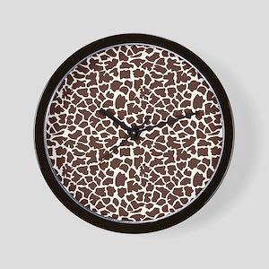 Safari GRR Wall Clock