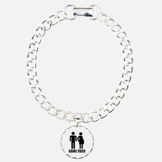 Game over Pregnancy Bracelet