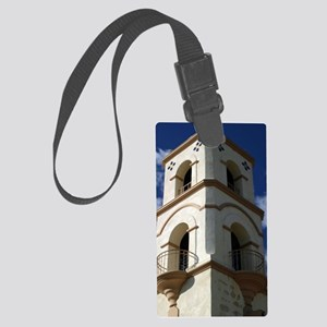 Ojai Tower Large Luggage Tag