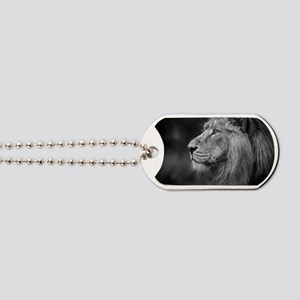 Asiatic Lion Dog Tags