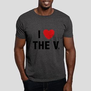 I Love The V. Dark T-Shirt