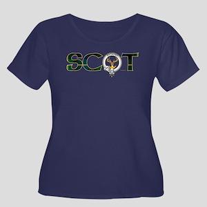 Gordon Clan Plus Size T-Shirt
