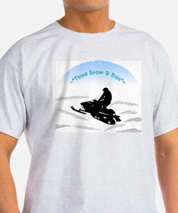 snowmobile3 T-Shirt