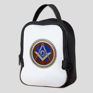 Freemasonry Neoprene Lunch Bag