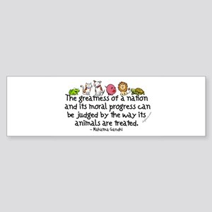 greatnessovlsticker Bumper Sticker