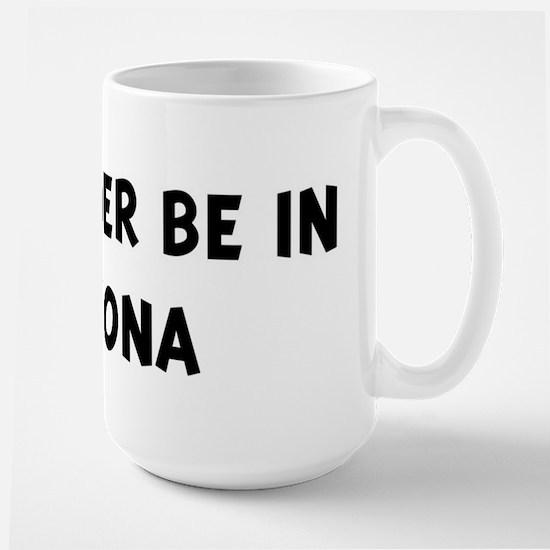 Rather be in Arizona Mugs