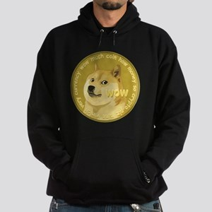 OFFICIAL DOGECOIN Hoodie (dark)