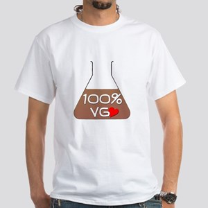 I love 100% VG e-juice White T-Shirt