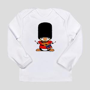 Nutcracker Penguin Long Sleeve Infant T-Shirt