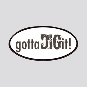 Gotta Dig IT! Patches