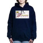Goddess Hooded Sweatshirt