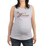 Goddess Maternity Tank Top