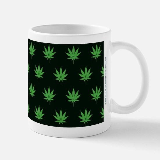 Pot Weed High Hippie Cronic Mugs