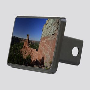 The Lighthouse in Palo Dur Rectangular Hitch Cover