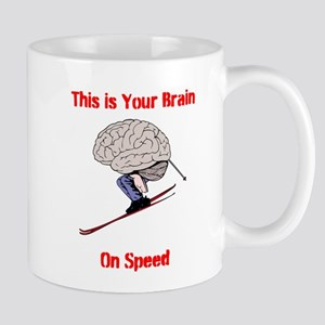 This is Your Brain on Speed Mugs