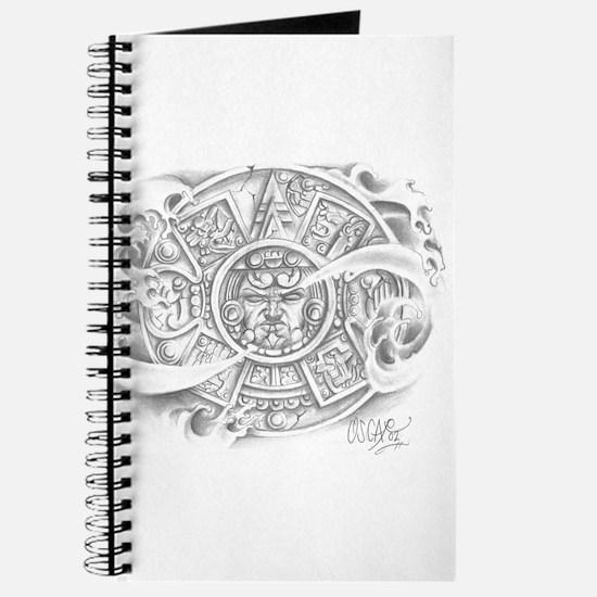 Aztec Calendar Journal
