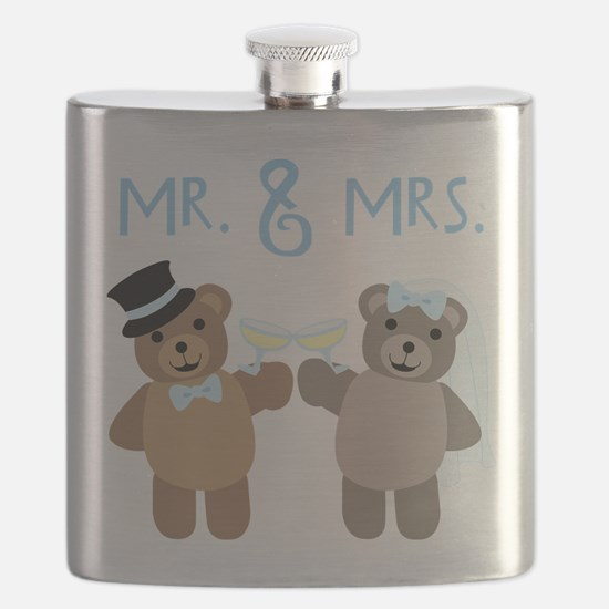 Mr. And Mrs. Flask