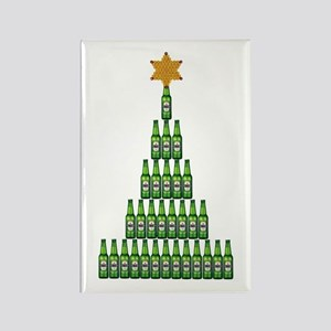 Beer Christmas Tree Magnets