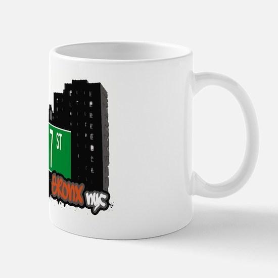 W 167 St, Bronx, NYC Mug